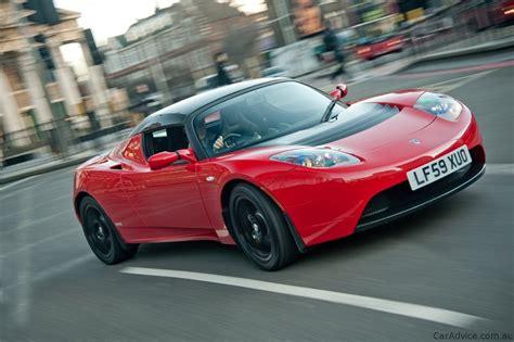 2011 Tesla Roadster 2.5 On Sale In Australia