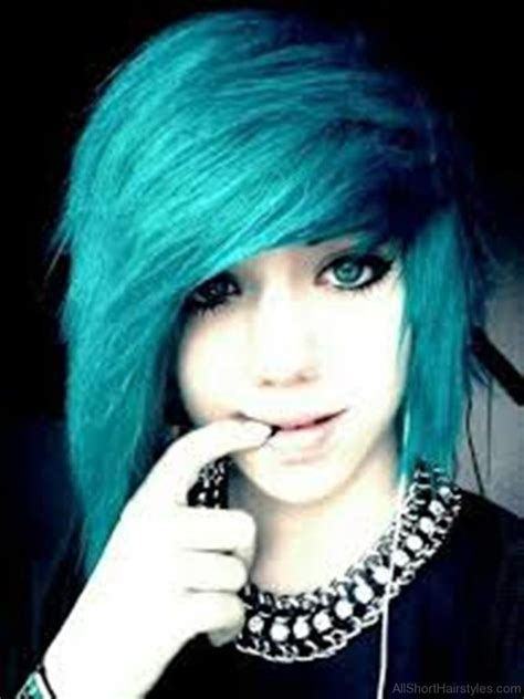 51 Cute Short Emo Hairstyles For Teens