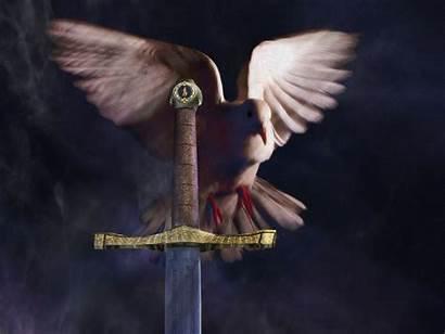 Sword Peace Jesus Bring Come 34 Came