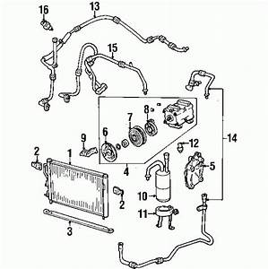 2002 Mercury Cougar Engine Diagram