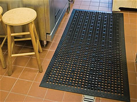 Kitchen Mats For Safety by Commercial Industrial Kitchen Safety Mats Modular Grease