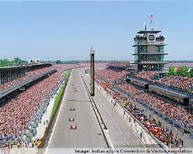 Indianapolis 500 Race Track