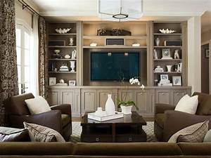 decorating the entertainment corner with built in wall With living room tv wall unit designs