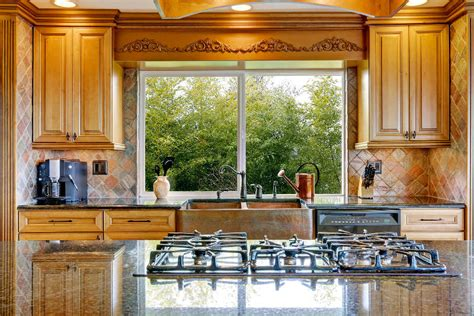 window above kitchen sink kitchen windows what style is best
