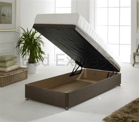Single Ottoman Divan - luxury ottoman divan storage bed single king size