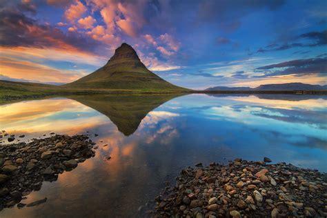 Kirkjufell Mountain Iceland Pics