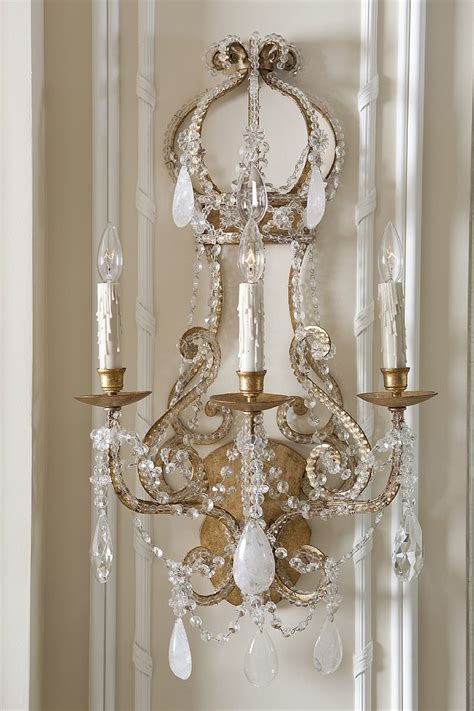 wall sconces and matching chandeliers reine sconce by ebanistacollect 3 light sconce