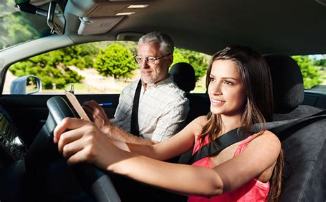teens  parents test drive  knowledge mercury
