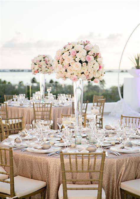 79  [ Elegant Wedding Reception Pictures ]   Elegant Wedding Reception Venue Ivory Flowers