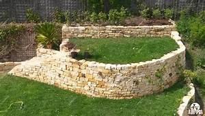 Garten Mauern Steine : steine im garten ~ Markanthonyermac.com Haus und Dekorationen