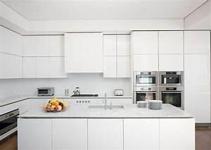 Plan De Travail Ilot : plan de travail en marbre comment en d corer sa cuisine ~ Premium-room.com Idées de Décoration
