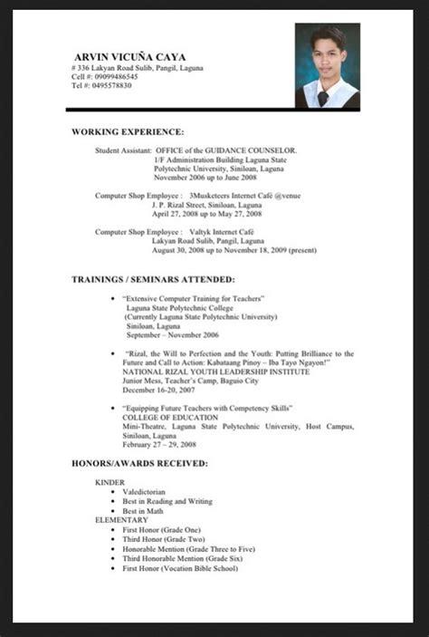 info graduate cv   printable  docx
