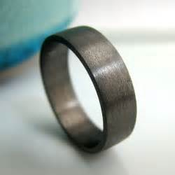 mens wedding ring metals black gold wedding rings for so masculine