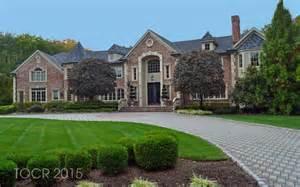 7 25 million brick mansion in saddle river nj homes of