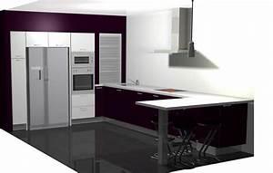 Cuisine D Angle : meuble bas d angle cuisine digpres ~ Teatrodelosmanantiales.com Idées de Décoration