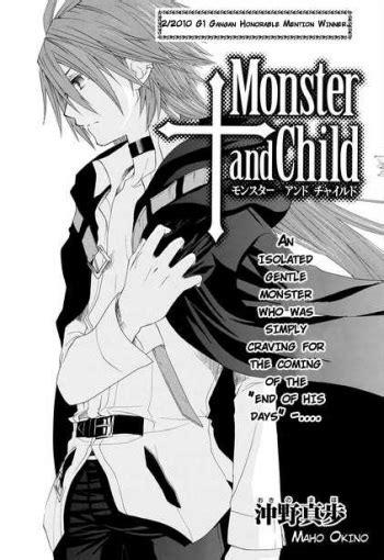 Monster and Child Manga | Anime-Planet