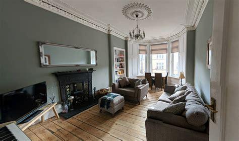 Livingroom Glasgow by Living Room In 1870s Tenement Building Glasgow Scotland