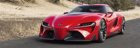 2017 Toyota Supra Price, Specs & Release Date