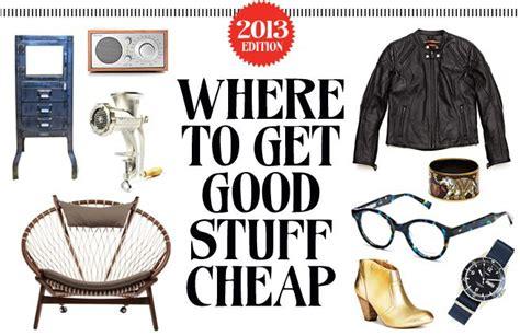 good stuff cheap   frugalists guide  designer