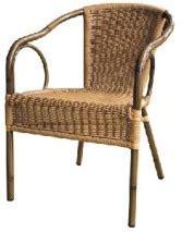siege en rotin entretenir et nettoyer un siège en rotin ou en bambou