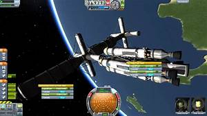 Let's Play!: Kerbal Space Program #32 - Munar Re-Fueling ...