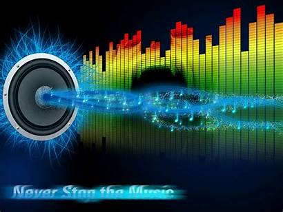 Background Cool Wallpapers Backgrounds 3d Sound Speaker