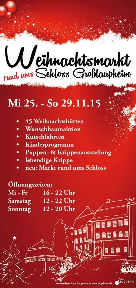 kulturhaus laupheim weihnachtsmarkt schloss grosslaupheim