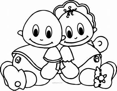 Boyama Bebek Iki Sayfasi Sayfası Sayfayı Yazdır