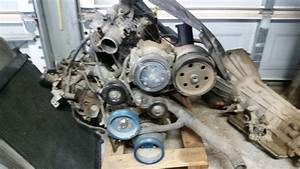 For Sale  Parting Out 3 0 Engine  Tranny  U0026 Underdog Pullies