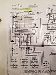 Anybody Have 1955 Monarch 10ee Schematic  Need Reliance