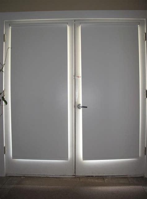 blackout blinds for doors