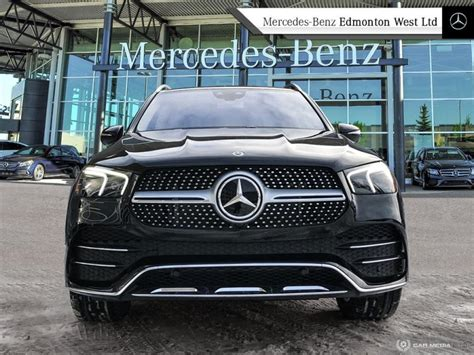 Черный обсидиан металлик, 2020 г.в. New 2020 Mercedes Benz GLE 450 4MATIC - Sport Package SUV in Edmonton, Alberta
