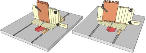 build dovetail jig plans  plans