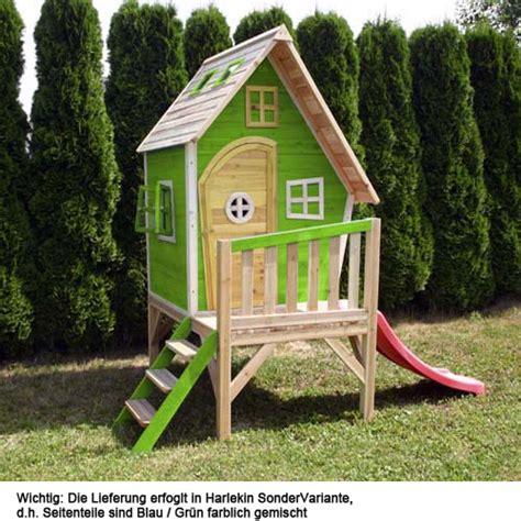 Gartenhäuser Für Kinder by Spielturm Holzhaus Gartenhaus Baumhaus Spielhaus Kinder Ebay