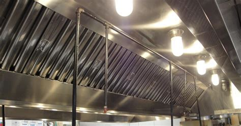 Commercial Vent Hood Installation Cost