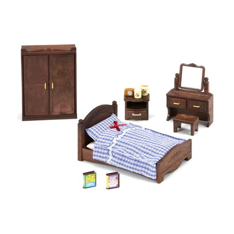 sylvanian families master bedroom fly buys sylvanian families master bedroom set 17450 | 30194