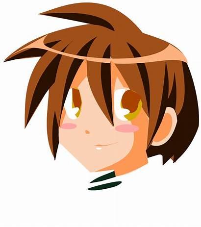 Manga Clip Clipartpanda Clipart Head Kid Naruto