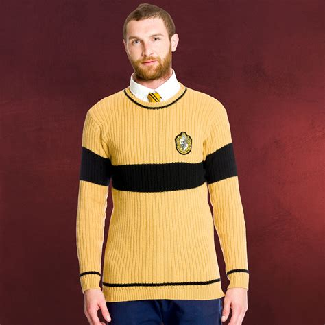 hufflepuff quidditch sweater harry potter quidditch sweater hufflepuff elbenwald
