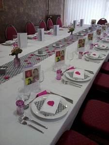 Deco De Table Communion : idee decoration de table pour communion fille ~ Melissatoandfro.com Idées de Décoration