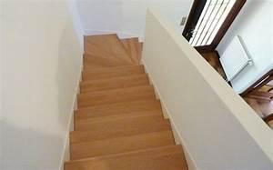 Rénover un escalier en béton Le blog du bois