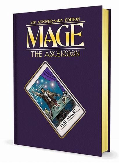 Mage Ascension Deluxe Edition Kickstarter Ultra 20th