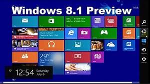 Windows 8 1 Preview Tricks  U0026 Tutorial Review