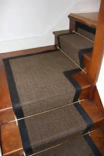 Install Carpet Stairs by Installing Carpet Runner On Stairs Home Design