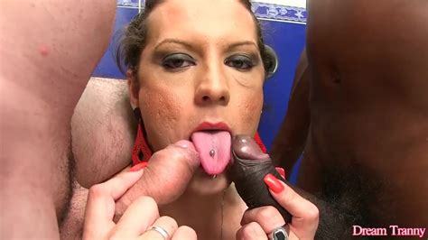 Shemale Amanda Feraz 3 Way Play And Fuck Redtube