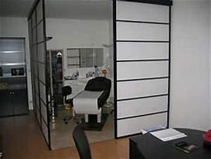 Cloison Séparation Pièce : cloisons de bureaux tous les fournisseurs separation de bureau mur de bureau cloison d ~ Melissatoandfro.com Idées de Décoration