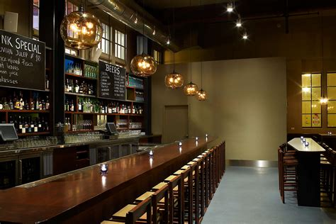Bar Lighting Ideas by Modern Restaurant Lighting