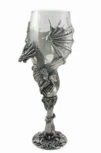 Dragon Glass Wine Goblet