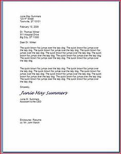 how to type a professional letter business letter format With documents typing job