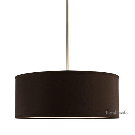 3 l 20 5 quot drum shade chandelier pendant lighting