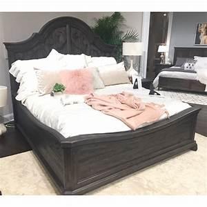 grand carved headboard bedroom set lexington ky With bedroom furniture sets lexington ky